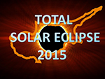Total Solar Eclipce 2015 in Cyprus